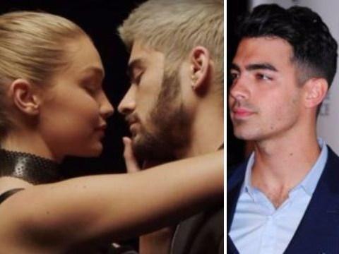 Joe Jonas thinks it's 'interesting' that his ex girlfriend Gigi Hadid moved on to Zayn Malik so quickly
