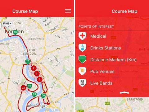 London Marathon 2016: How to track a runner with your iPhone using the tracking app