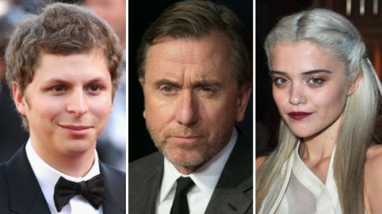 Michael Cera, Tim Roth and Sky Ferreira cast in Twin Peaks reboot (Pictures: Getty)