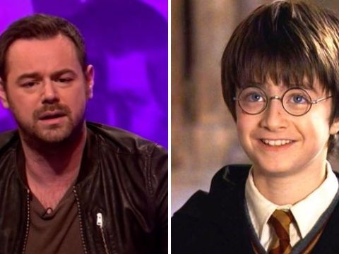 Danny Dyer is dubbing over Harry Potter clips again and they're still hilarious