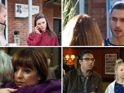 25 soap spoilers: Coronation Street injury, Emmerdale blaze, EastEnders goodbye, Casualty stalker