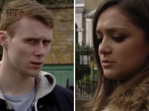 EastEnders spoilers: Ben Mitchell makes Jay Brown's underage girlfriend situation even more dangerous