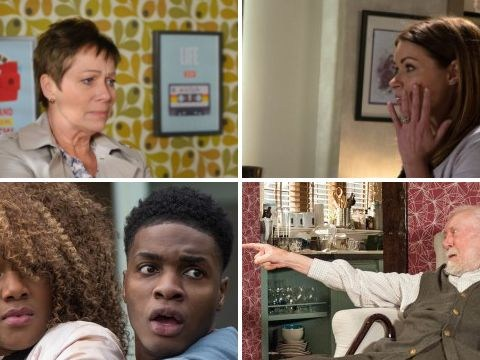 12 soap spoiler pictures: Emmerdale death, Coronation Street attack, EastEnders terror, Hollyoaks kidnap