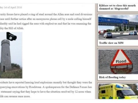 This 'Paddy Jihadi' April Fools' prank is seriously wrong
