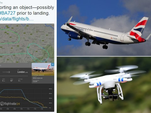 Drone pilot who crashed into BA plane could face five years in prison