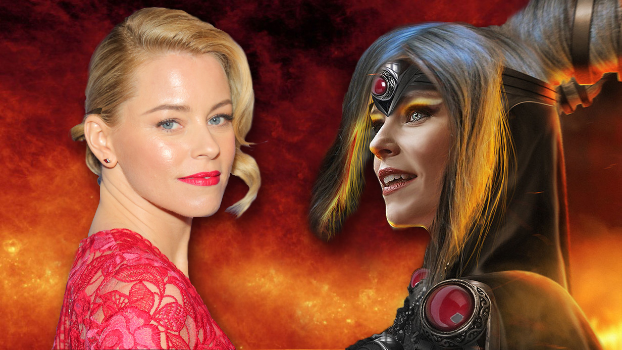 Elizabeth Banks looks fierce as Rita Repulsa in the Power Rangers reboot
