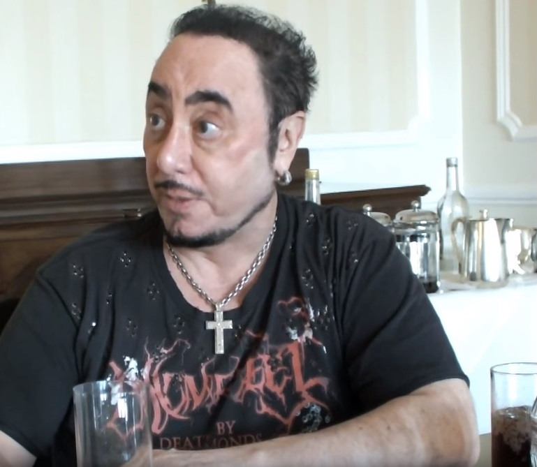 David Gest reveals favourite songs and romanticises Yorkshire in his last ever interview