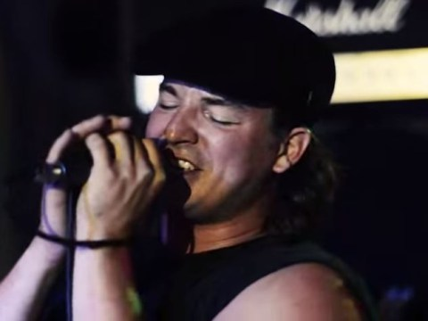 AC/DC auditioned a tribute band singer to replace Brian Johnson