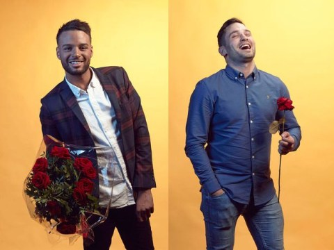 Gay First Dates star 'sleeps with women because he doesn't like gay people'