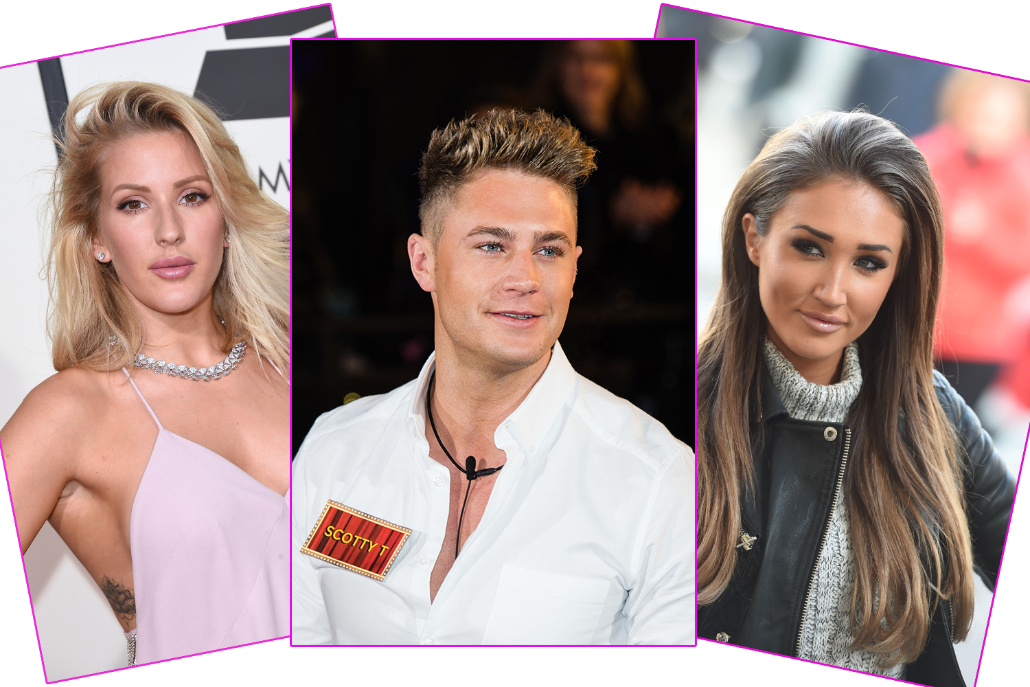 Megan McKenna slams Ellie Goulding over Scotty T dating rumours