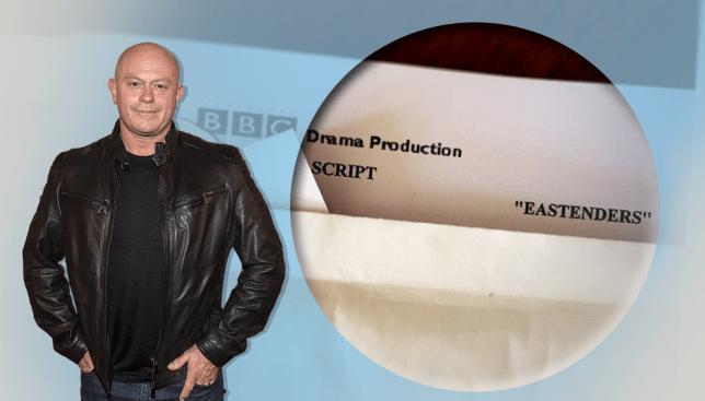 Ross Kemp has made EE fans go CRAZY Picture: Twitter / REX Features