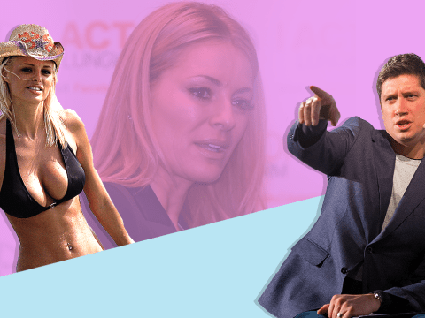 Vernon Kay 'asked Rhian Sugden to delete their messages and wear a wig' in 'WhatsApp chats'