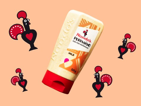 Attention all Nando's fans: Squeezy bottles of PERinaise are coming to a supermarket near you