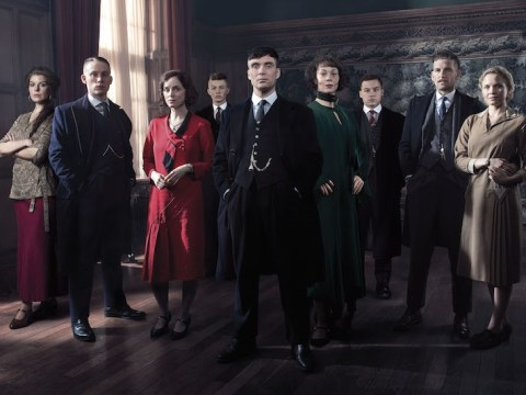 Batman star Cillian Murphy says filming Peaky Blinders series 3 was 'mind-f**king'