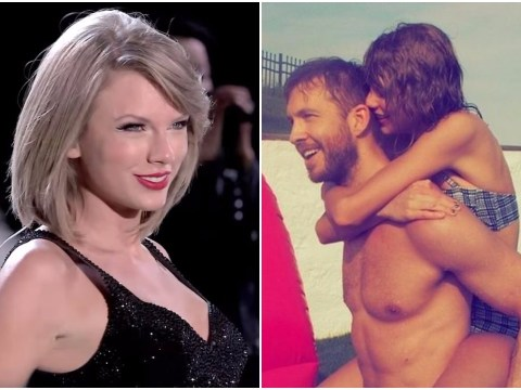 Is Taylor Swift's track New Romantics proof that boyfriend Calvin Harris is influencing her music?