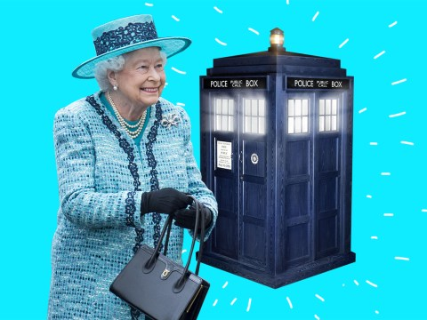 The Queen's 90th birthday: 12 of her adventures in space and time with Doctor Who