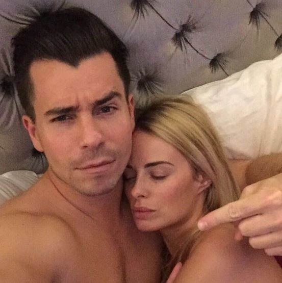 Coronation Street actor Oliver Mellor denies claims he dumped Rhian Sugden over Vernon Kay texts