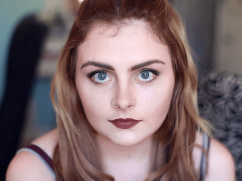 Beauty vlogger perfectly describes what depression feels like with witty makeup tutorial