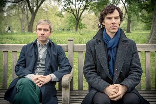 Sherlock Burning Series