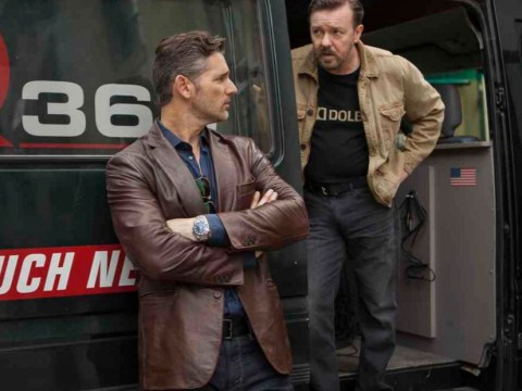 Special Correspondents star Eric Bana says these are the best (and worst things) about working with Ricky Gervais