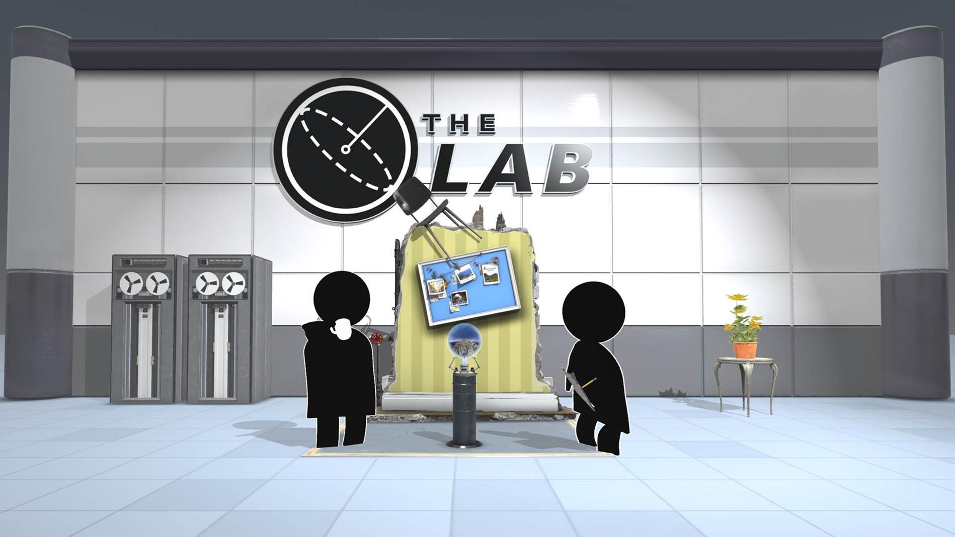 The Lab - Valve do VR