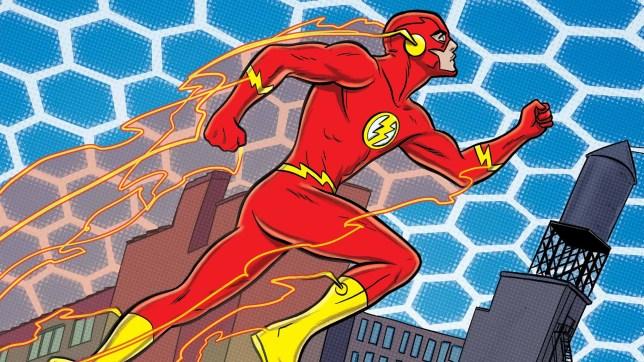 the flash/dc comics