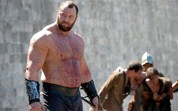 Game Of Thrones' The Mountain says expect a 'bloody' season six