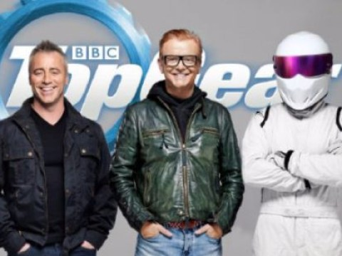 Will Brad Pitt be the first celebrity guest on the new series of Top Gear?