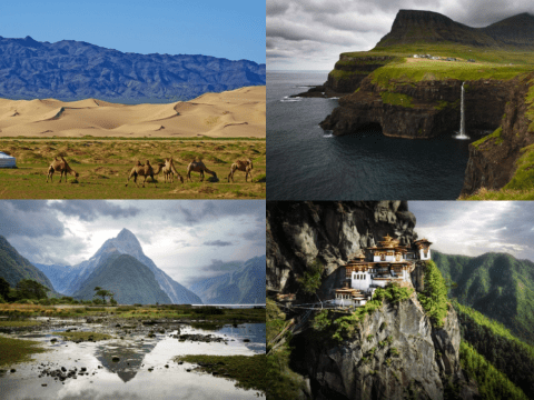 14 isolated holiday destinations to get away from it all