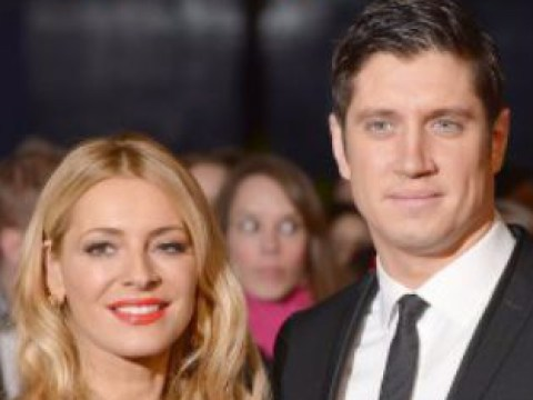 Vernon Kay shrugged off Rhian Sugden texting scandal shortly before the latest revelations