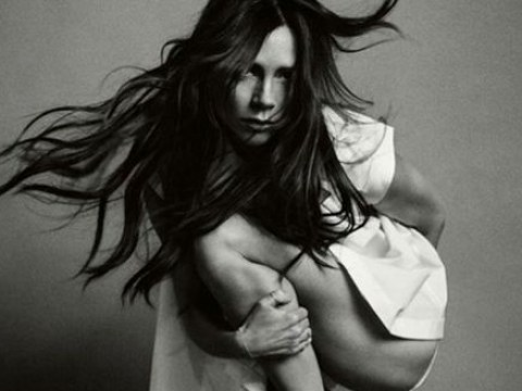 Can you spot the epic Photoshop fail in Victoria Beckham's new Vogue China shoot?