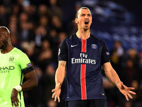 Zlatan Ibrahimovic in talks for series of movies about his life and Paris Saint-Germain striker is eying a Rambo style franchise