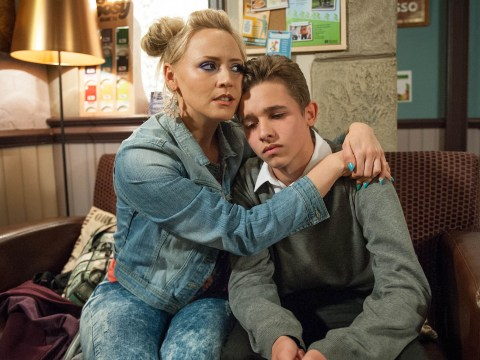 Emmerdale spoilers: Jacob's new look! He shaves his head as David Metcalfe's cancer ordeal continues