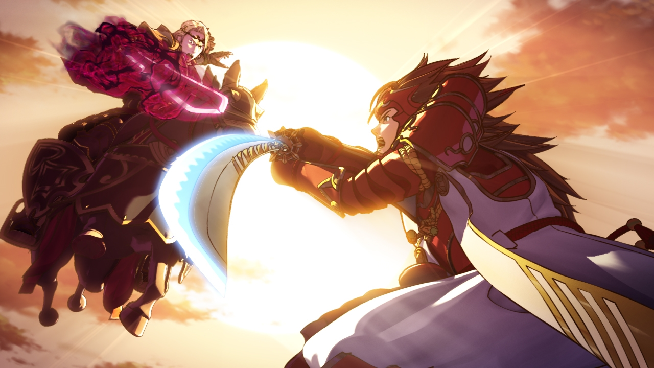 Fire Emblem Fates: Birthright (3DS) - which side will you take?