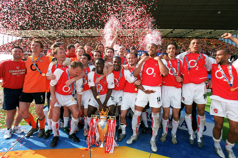 Arsenal great Lauren says Invincibles title win eclipses Leicester City triumph