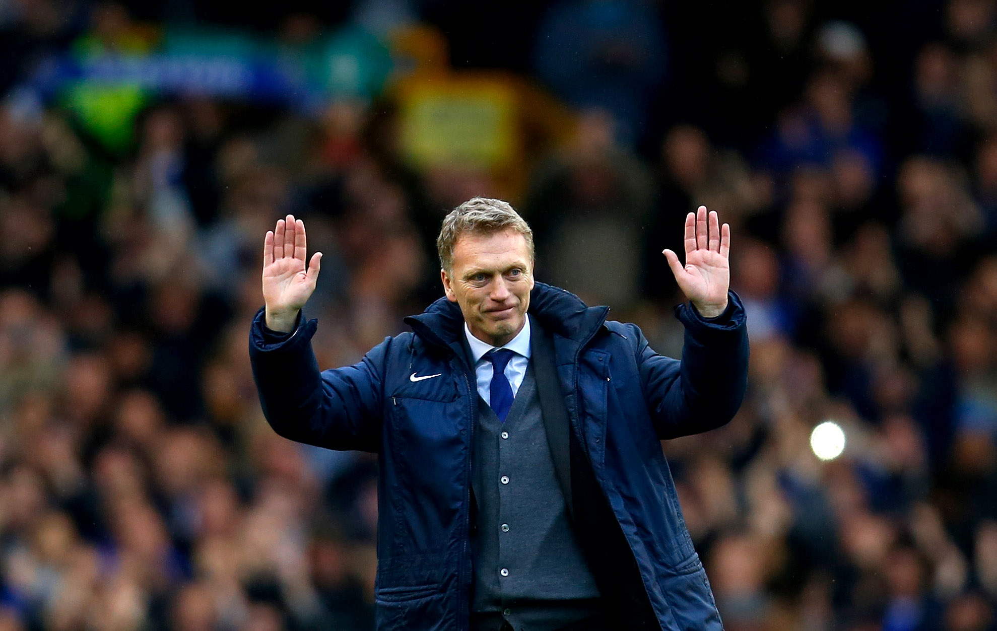Everton would be making a huge mistake if they appointed David Moyes as manager
