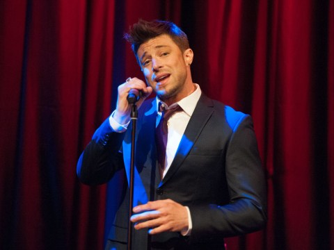 Duncan James back in hospital with agonising leg pains just months after spinal surgery