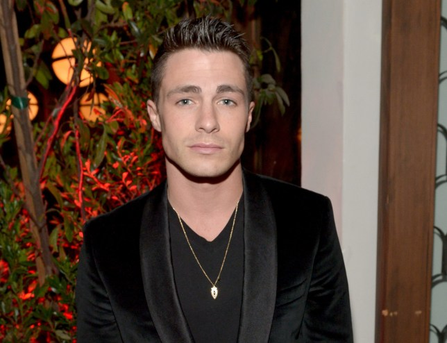 LOS ANGELES, CA - JANUARY 08: Actor Colton Haynes attends Audi celebrates Golden Globes Week 2015 at Cecconi's Restaurant on January 8, 2015 in Los Angeles, California. (Photo by Charley Gallay/Getty Images for Audi)