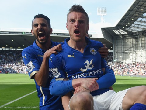 Leicester City chairman: We will not sell Jamie Vardy, Riyad Mahrez or N'Golo Kante