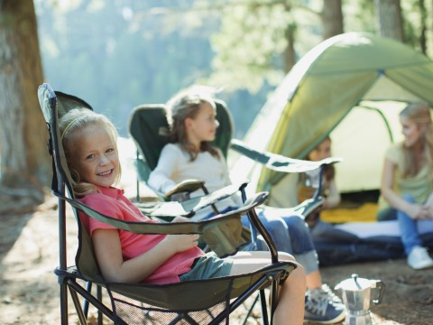 16 things you only know if you have camped with small children