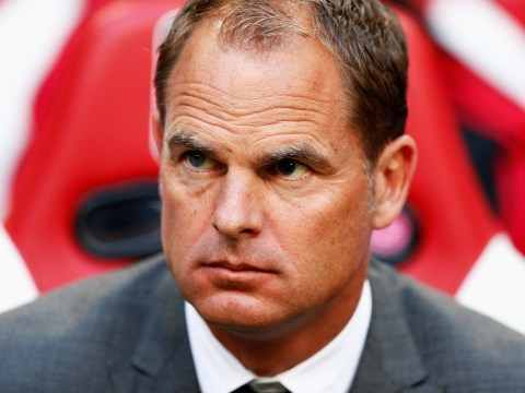 Five facts about Everton managerial target Frank de Boer after Ajax exit