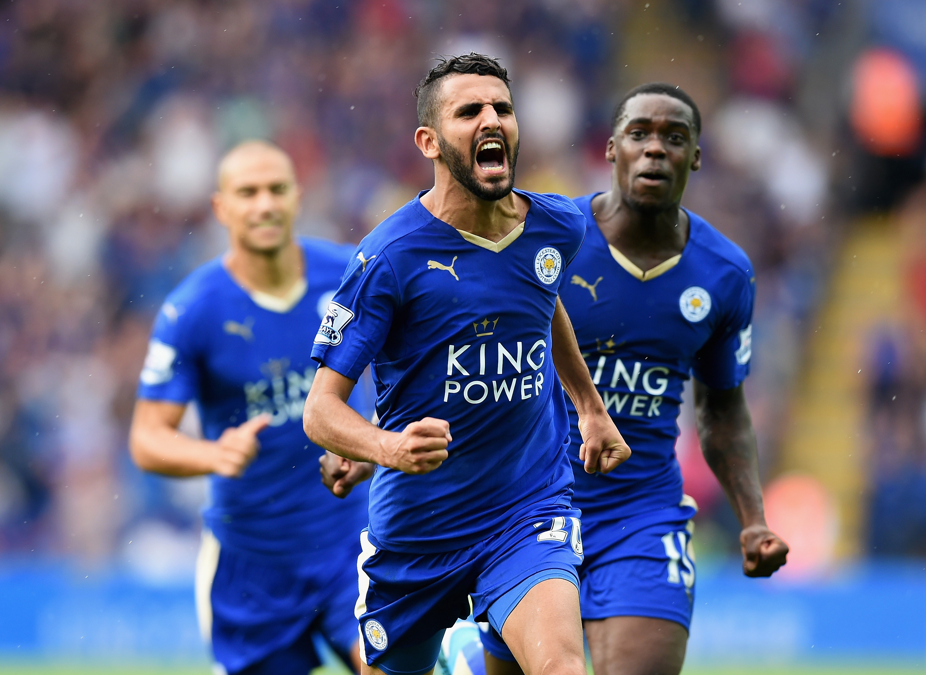 Why Barcelona could make a transfer move for Leicester City's Riyad Mahrez