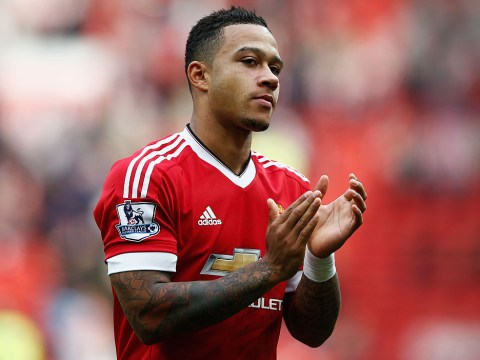 Memphis Depay dropped from Manchester United's FA Cup final squad to face Crystal Palace