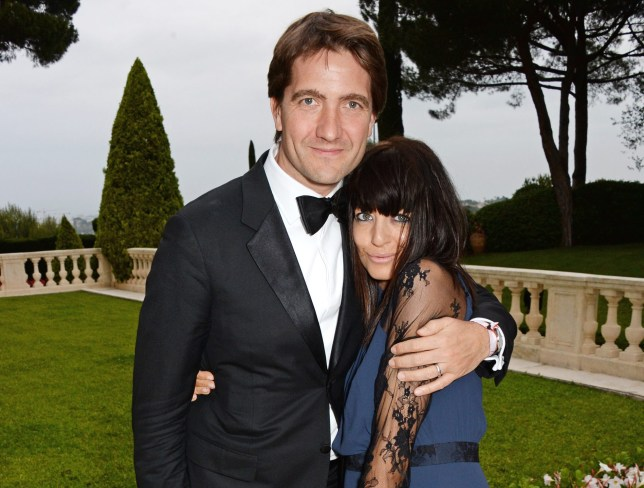 CAP D'ANTIBES, FRANCE - MAY 22: Kris Thykier (L) and Claudia Winkleman attends amfAR's 21st Cinema Against AIDS Gala presented by WORLDVIEW, BOLD FILMS, and BVLGARI at Hotel du Cap-Eden-Roc on May 22, 2014 in Cap d'Antibes, France. (Photo by Dave M. Benett/amfAR14/WireImage)