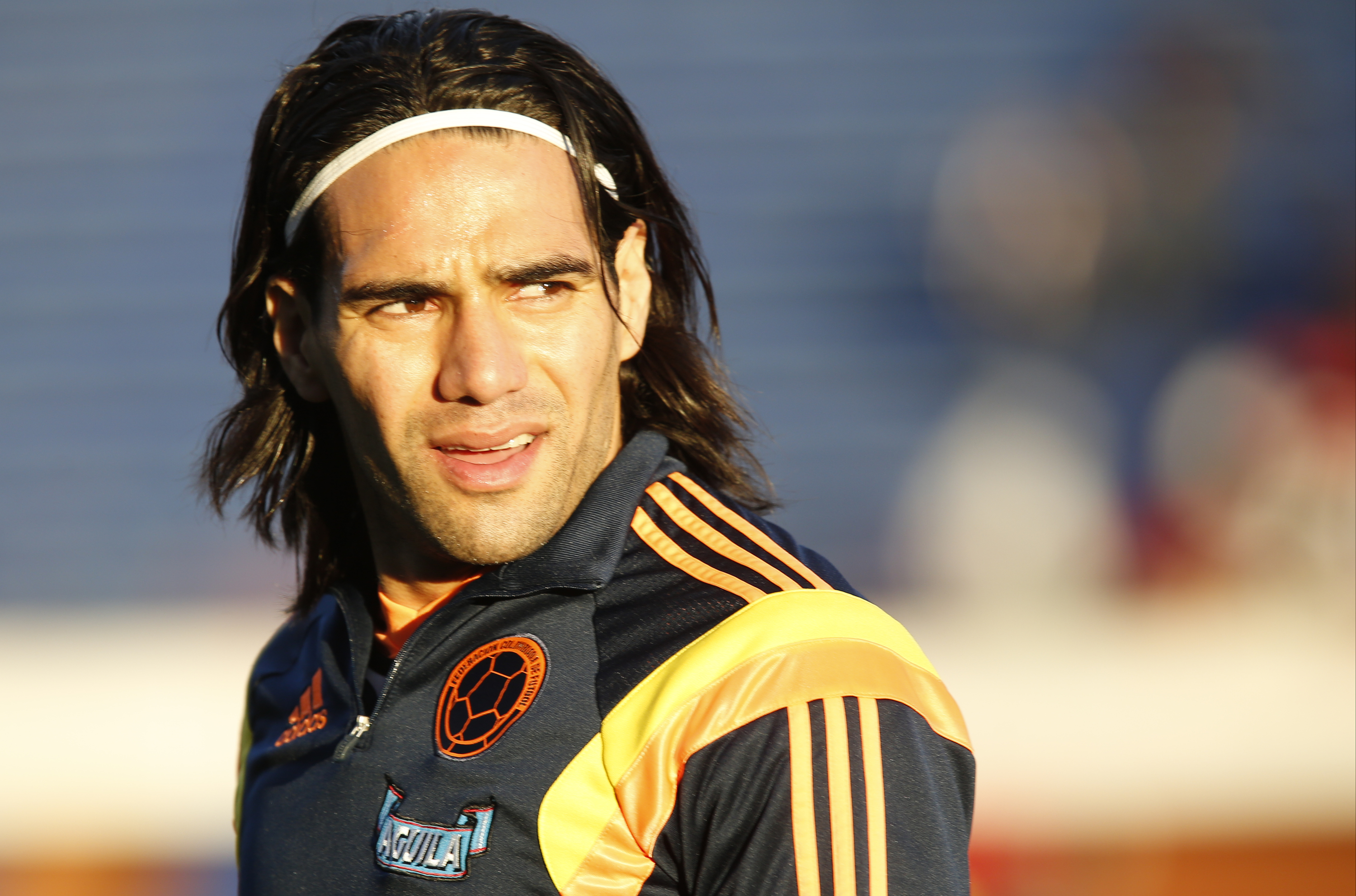 Chelsea's Radamel Falcao left out of Colombia's squad for Copa America 2016