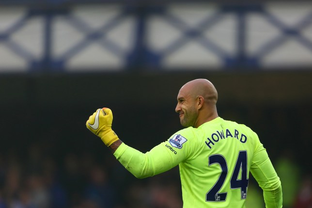 e3b761ce3 Everton news  Tim Howard pens emotional goodbye letter to Everton ...