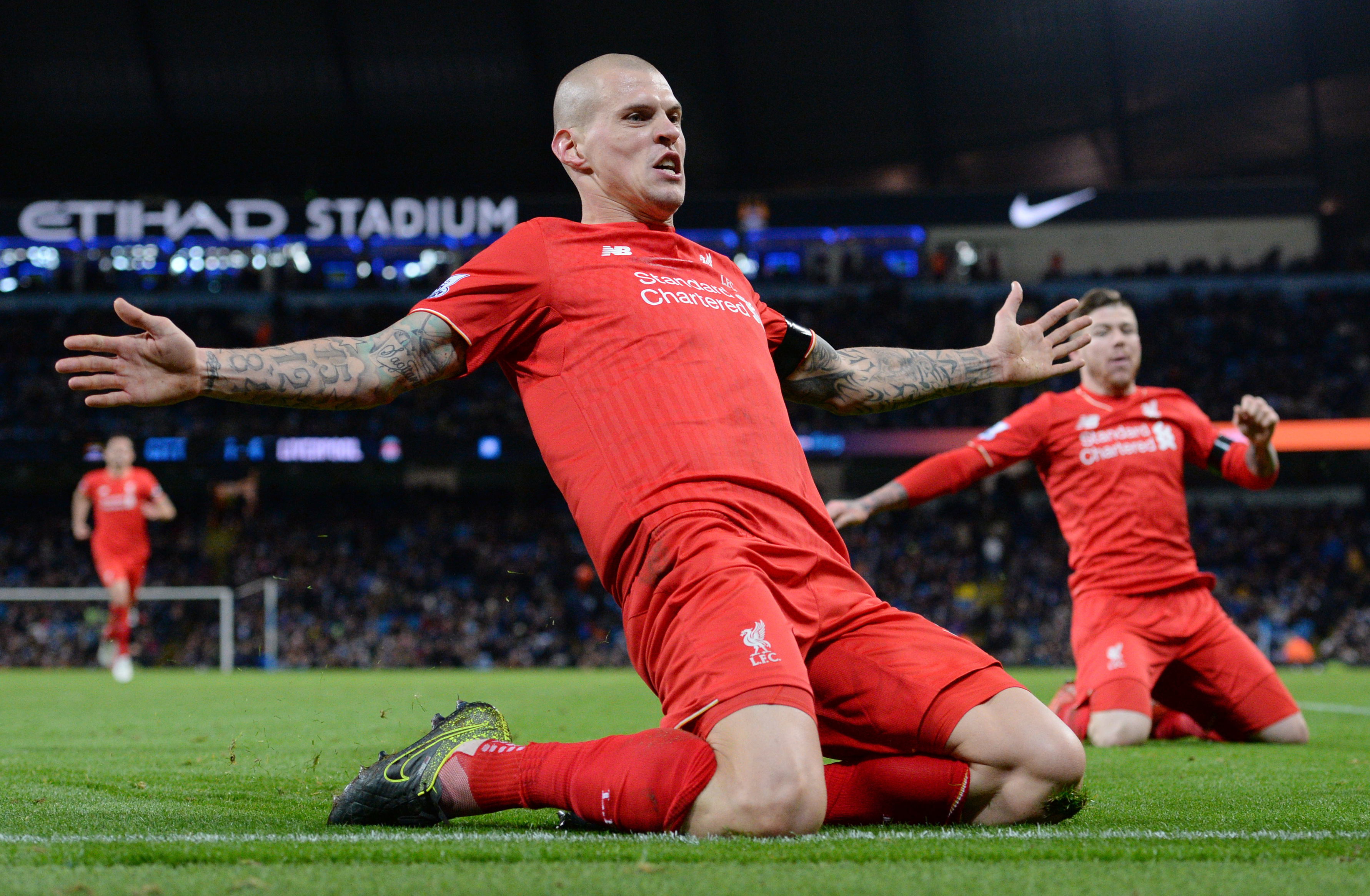 Martin Skrtel 90% certain to leave Liverpool this summer, admits agent