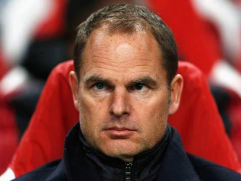 Frank de Boer 'interested in Everton job', says his brother Ronald