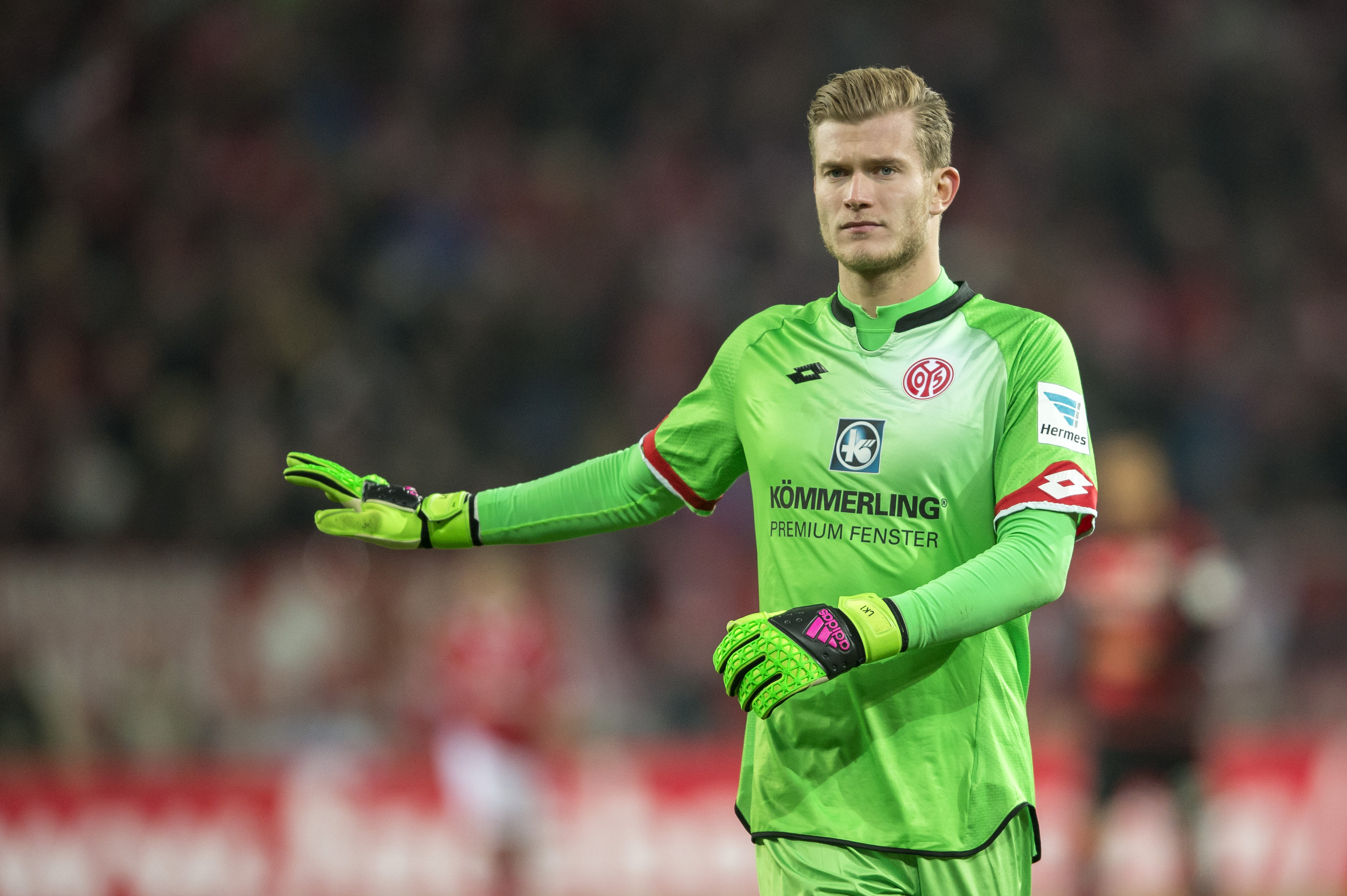 Why Mainz goalkeeper Loris Karius could be set to complete a transfer to Liverpool