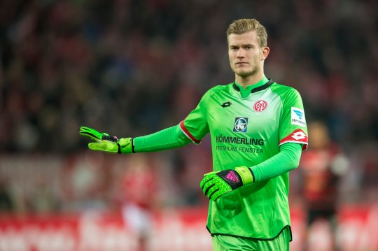 532ccdfe8 Loris Karius has been linked with a move to Liverpool (Picture  Getty  Images)